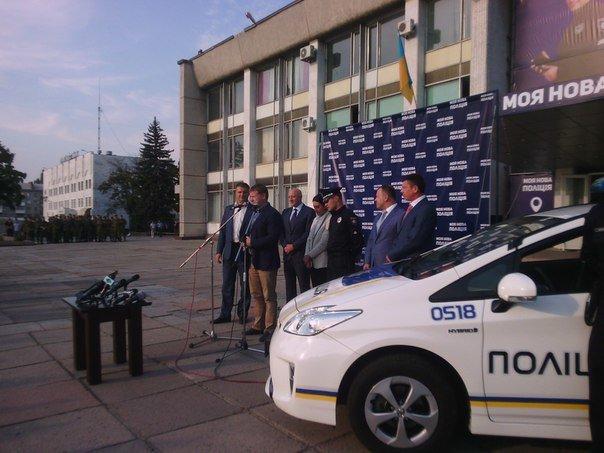 Делегация из Министерства МВД прибыла в Кременчуг (ФОТО) (фото) - фото 1