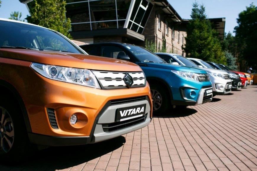 Новая Vitara в автосалоне SUZUKI «Аэлита» (фото) - фото 3