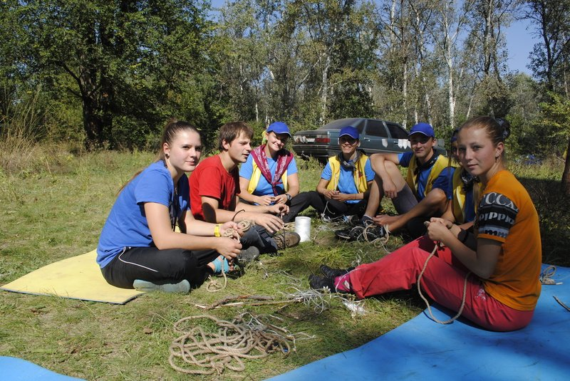 В Днепропетровской области завершились «Большие скаутские соревнования» (фото) - фото 5
