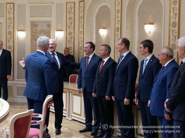 Сергей Морозов  встретился с Александром Лукашенко, фото-3