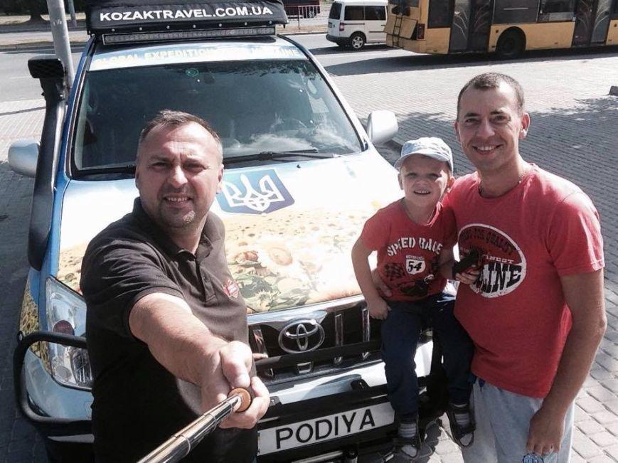 Семейная пара из Днепропетровска добралась уже до Вильнюса в своём путешествии (ФОТО) (фото) - фото 2