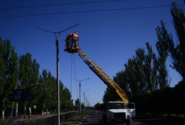Улицы Красноармейска будут освещаться энергосберегающими лампами (фото) - фото 1
