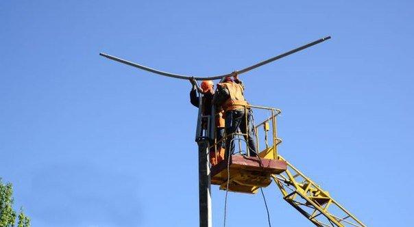 Улицы Красноармейска будут освещаться энергосберегающими лампами (фото) - фото 2