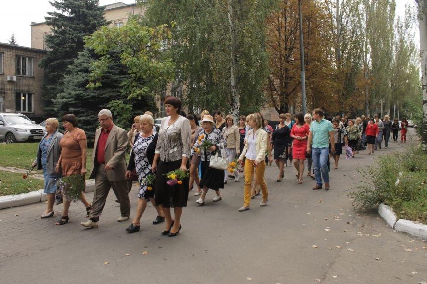 В Доброполье возложили цветы в честь Дня партизанской славы (ФОТО), фото-1