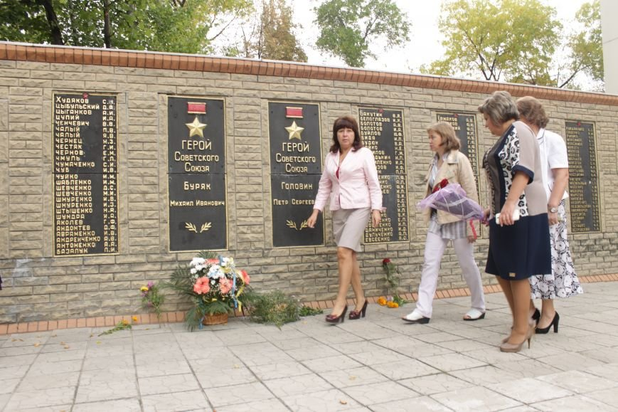 В Доброполье возложили цветы в честь Дня партизанской славы (ФОТО), фото-6