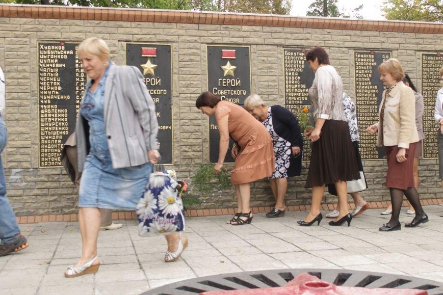 В Доброполье возложили цветы в честь Дня партизанской славы (ФОТО), фото-4