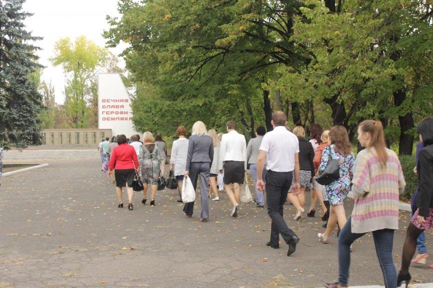 В Доброполье возложили цветы в честь Дня партизанской славы (ФОТО), фото-3