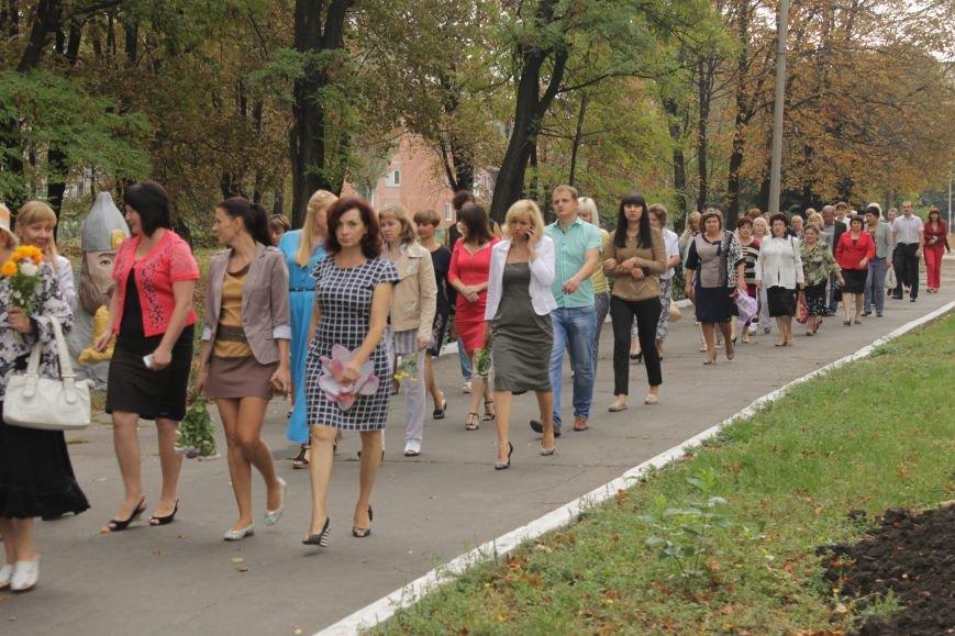 В Доброполье возложили цветы в честь Дня партизанской славы (ФОТО), фото-2