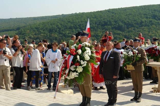У селі Дитятин відкрили військовий меморіал на честь загиблих у битві поблизу села (ФОТО) (фото) - фото 1