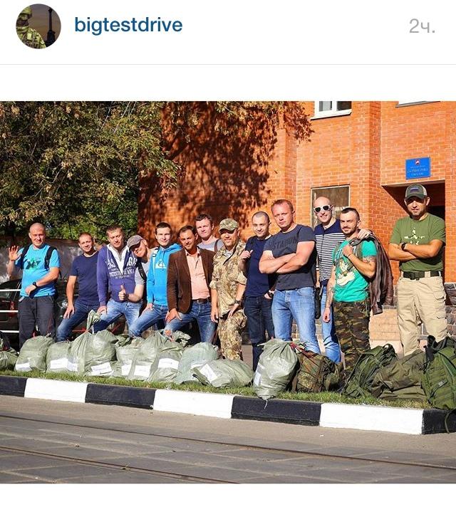 Ульяновец попал в шоу Сергея Стиллавина «Большой Тест-драйв», фото-1