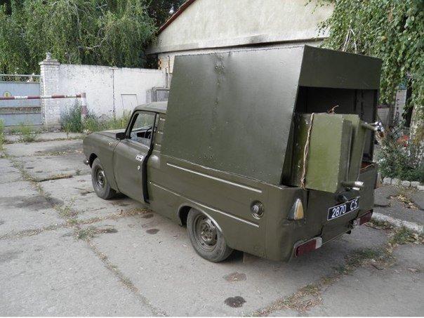 На трассе под Николаевом хам пытался столкнуть с дороги военный автомобиль (ФОТО) (фото) - фото 1