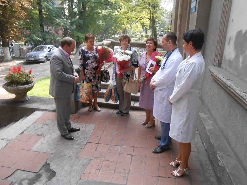 В Днепродзержинске состоялся «Праздник новой жизни» (фото) - фото 1