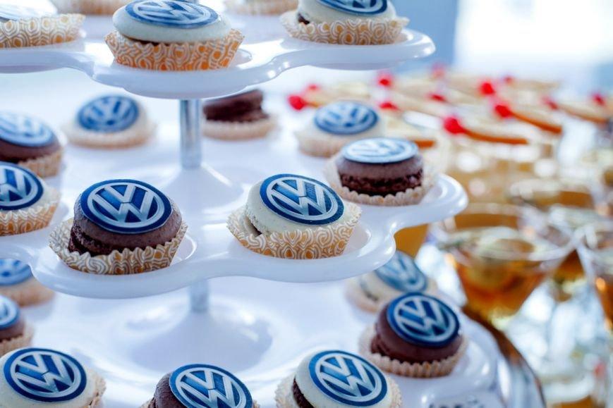 В Volkswagen Центр Кривой Рог прошла презентация коммерческой линейки автомобилей Transporter 6 и Caddy 4, фото-3