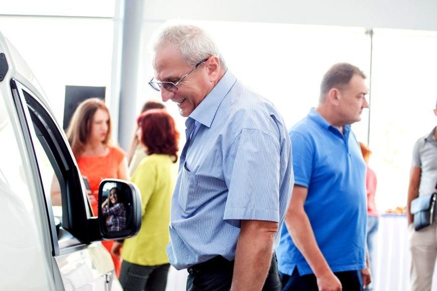 В Volkswagen Центр Кривой Рог прошла презентация коммерческой линейки автомобилей Transporter 6 и Caddy 4, фото-8