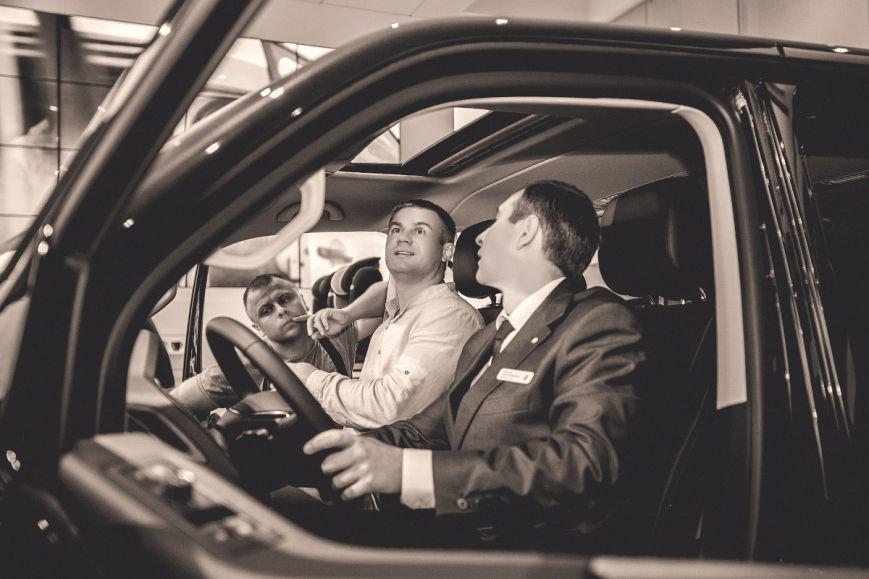 В Volkswagen Центр Кривой Рог прошла презентация коммерческой линейки автомобилей Transporter 6 и Caddy 4, фото-16