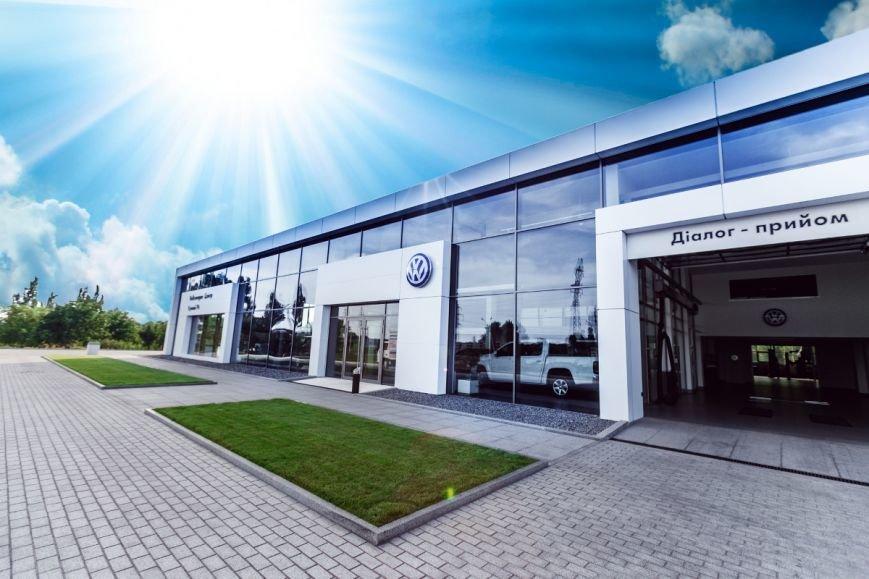 В Volkswagen Центр Кривой Рог прошла презентация коммерческой линейки автомобилей Transporter 6 и Caddy 4, фото-1