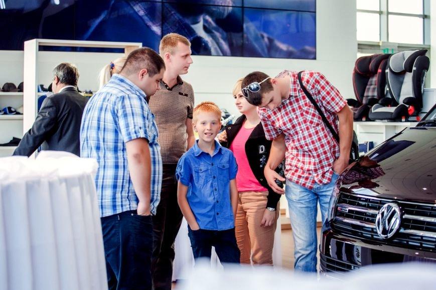 В Volkswagen Центр Кривой Рог прошла презентация коммерческой линейки автомобилей Transporter 6 и Caddy 4, фото-6