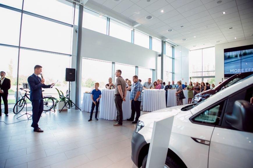 В Volkswagen Центр Кривой Рог прошла презентация коммерческой линейки автомобилей Transporter 6 и Caddy 4, фото-10