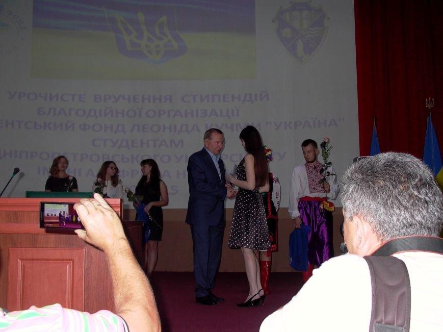Выпускница Красноармейского лицея «Надежда» получила стипендию Президентского фонда «Укаины» (фото) - фото 2
