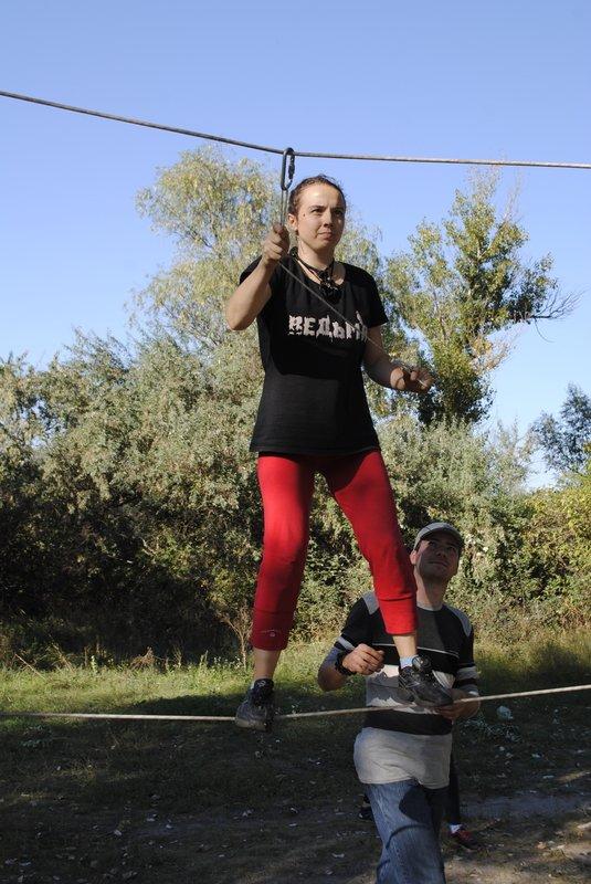 Семьи Днепропетровщины учились скаутскому мастерству (ФОТОРЕПОРТАЖ) (фото) - фото 6