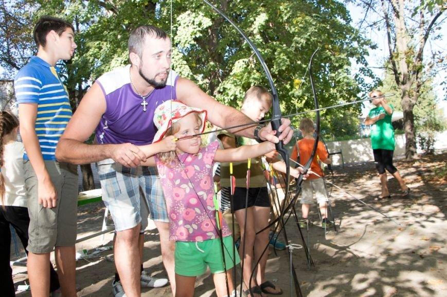 В лагере «Укропчик» состоялся семейный праздник, фото-2