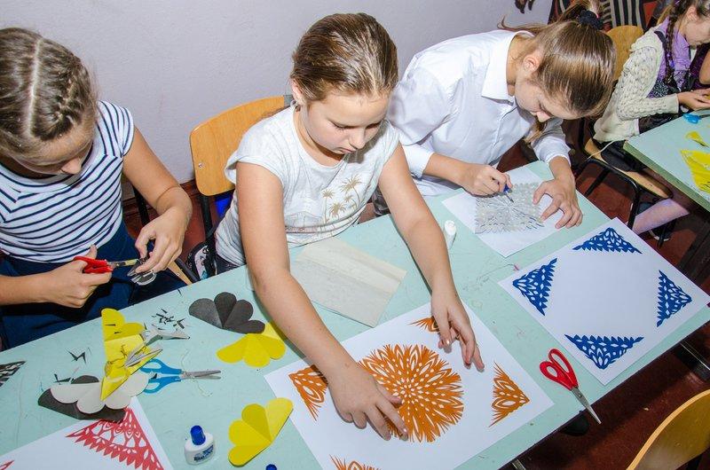 Как Днепропетровщина развивает творческий потенциал подростающего поколения? (фото) - фото 6