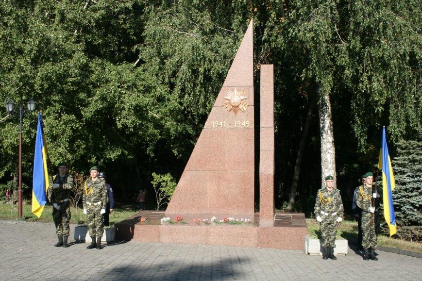 Сьогодні, у День партизанської слави, відбулося вшанування їхнього подвигу (Фото), фото-3