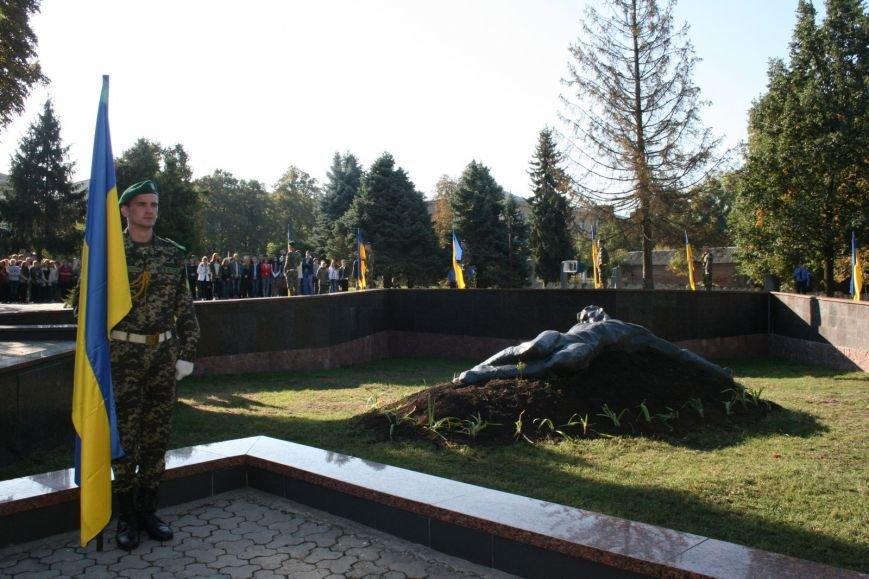 Сьогодні, у День партизанської слави, відбулося вшанування їхнього подвигу (Фото), фото-2