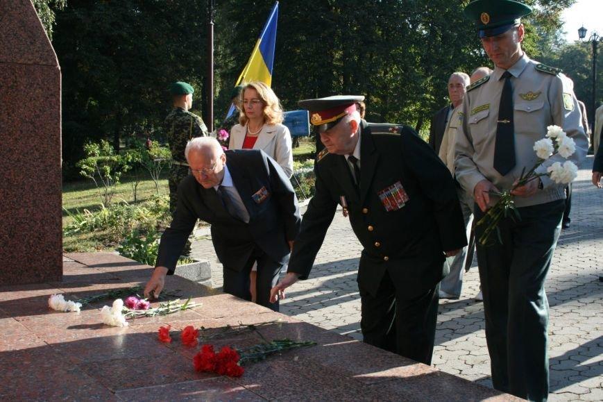 Сьогодні, у День партизанської слави, відбулося вшанування їхнього подвигу (Фото), фото-1