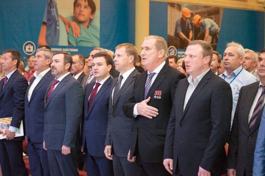 Олейник идет на выборы с партией «Відродження», фото-1
