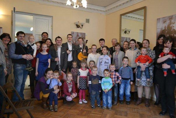 В здании бывшего Пушкинского ЗАГСа для юных слушателей зазвучит музыка (фото) - фото 1