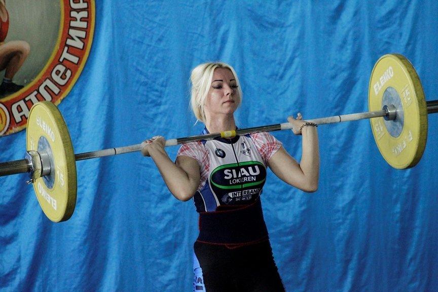 Чемпионат ВКО по тяжелой атлетике: семейчане повержены, фото-3