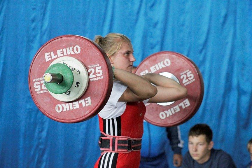 Чемпионат ВКО по тяжелой атлетике: семейчане повержены, фото-6