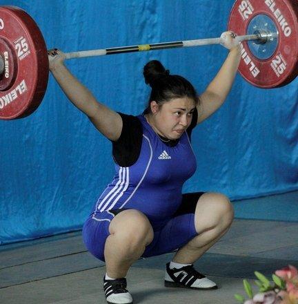 Чемпионат ВКО по тяжелой атлетике: семейчане повержены, фото-1