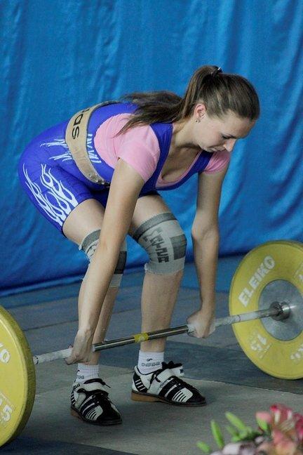 Чемпионат ВКО по тяжелой атлетике: семейчане повержены, фото-5