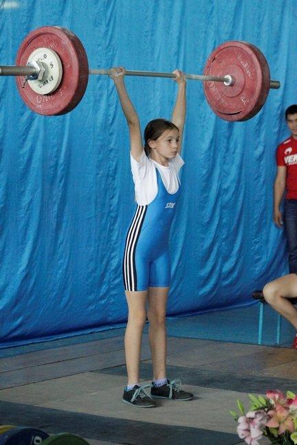 Чемпионат ВКО по тяжелой атлетике: семейчане повержены, фото-4