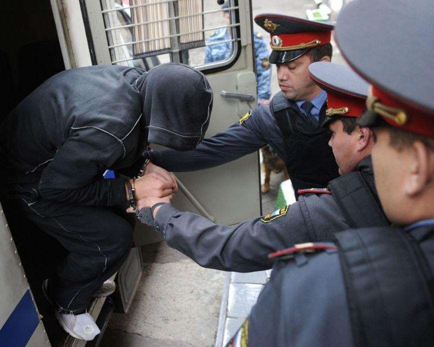 Домодедовскими полицейскими задержаны подозреваемые в совершении грабежа, фото-1