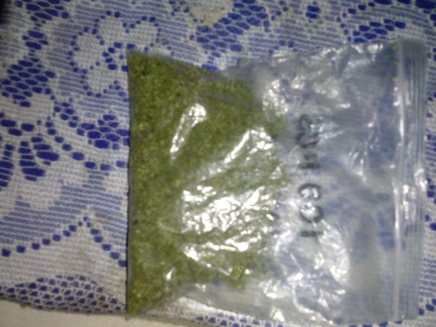 В Родинском задержаны приятели-нарколюбители (фото) - фото 1