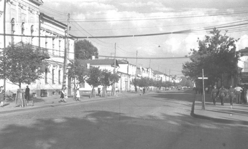15 Stadtbild von Poltawa, 1943