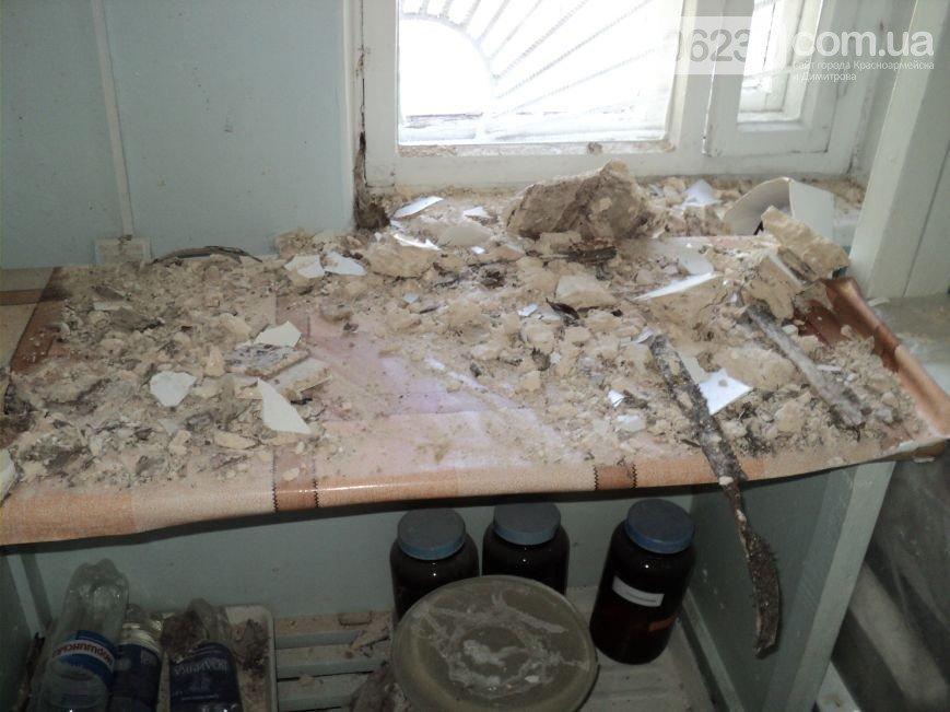 Норма для Димитрова: химические испарения в детском отделении (фото) - фото 2