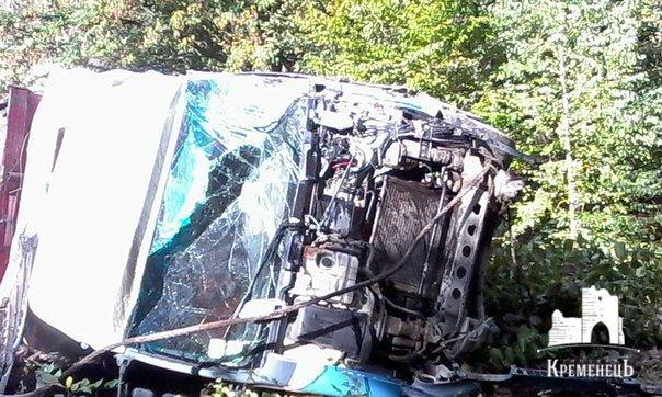 На Тернопільщині зробила сальто вантажівка з буряками (фото), фото-2