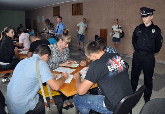 В Полтаві стартував набір до поліції (фото) - фото 1