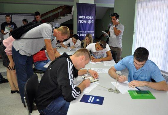 В Полтаві стартував набір до поліції (фото) - фото 2