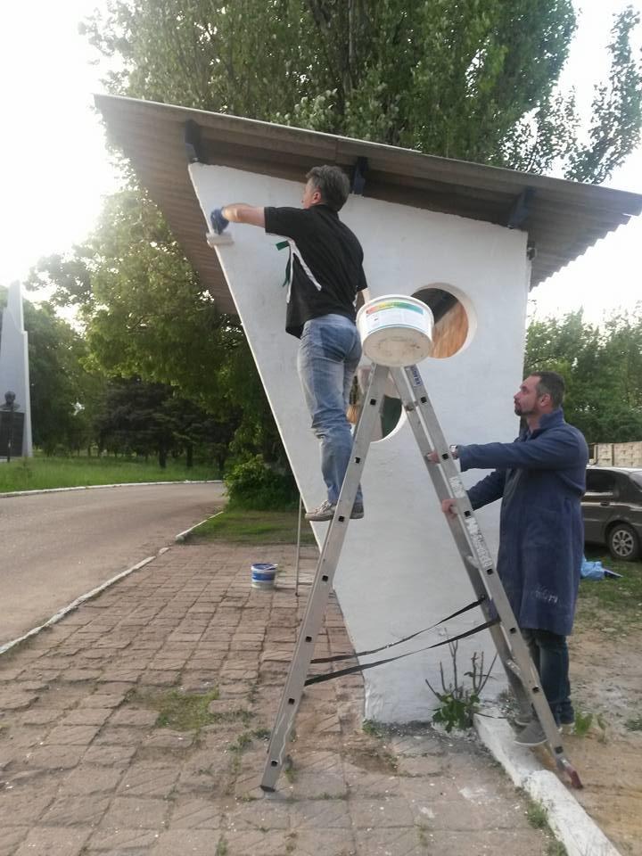 Почему в Славянске не ценят старания неравнодушных жителей? (фото) - фото 1