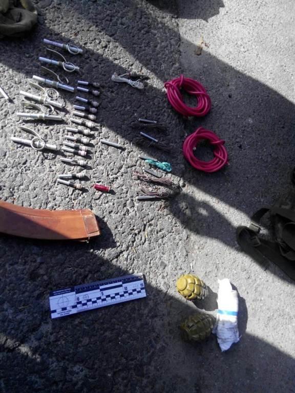 На Львівщині бійці АТО продавали вибухівку (фото) - фото 1