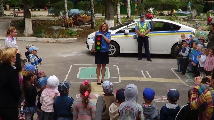 ДАІ Кіровоградщини: Безпека наймолодших учасників дорожнього руху залежить від кожного з нас (фото) (фото) - фото 1