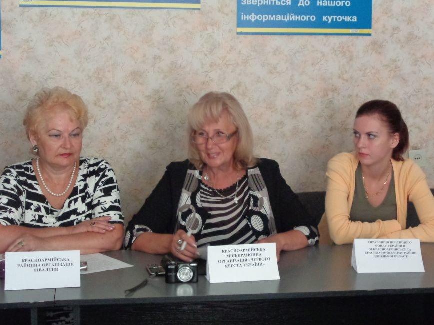 Помощь переселенцам, субсидии и трудоустройство инвалидов – проблемы, наиболее волнующие жителей Красноармейска (фото) - фото 4