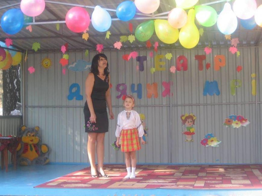 В г.Белозерское реализован проект «Театр на свежем воздухе» (ФОТО), фото-11