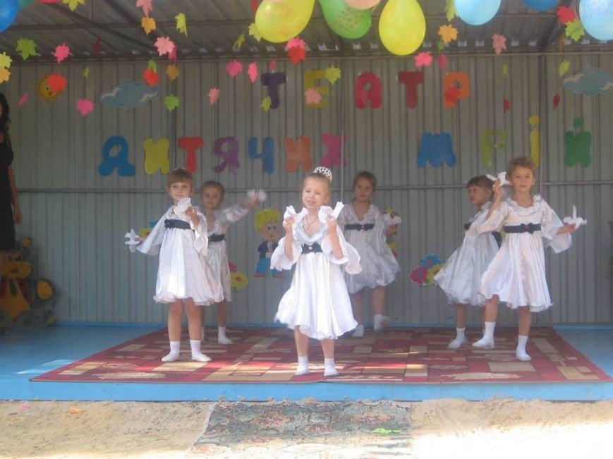 В г.Белозерское реализован проект «Театр на свежем воздухе» (ФОТО), фото-7