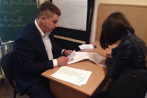 Студенти ЧНУ ім. Ю. Федьковича обрали голову Студентського парламенту, фото-2